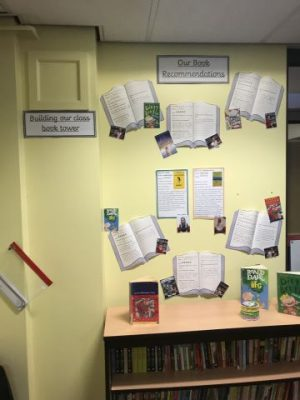 Our favourite books and authors… | Brierley CofE Primary School